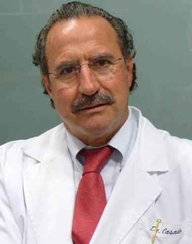 El Dr. Casado Pérez, primer cirujano plástico miembro de la Real Academia Nacional de Medicina